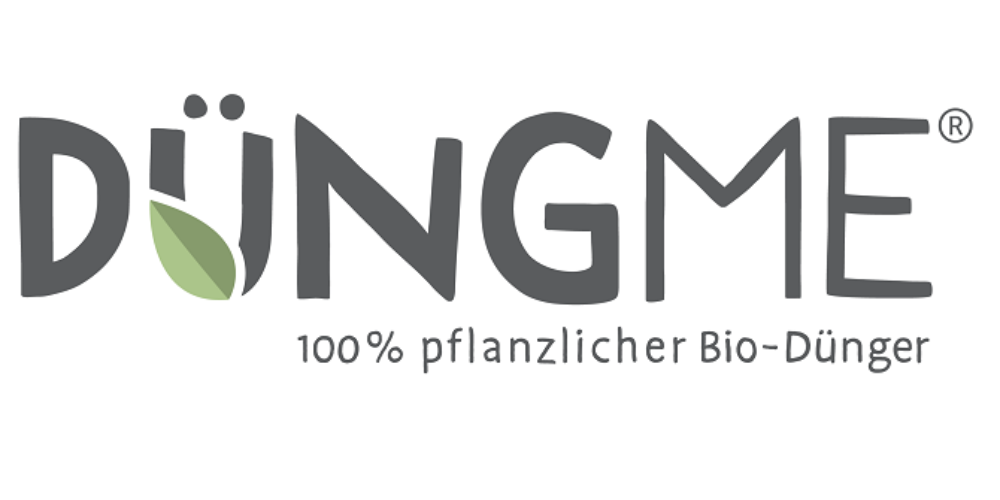 DüngMe – der 100% pflanzliche Bio-Dünger